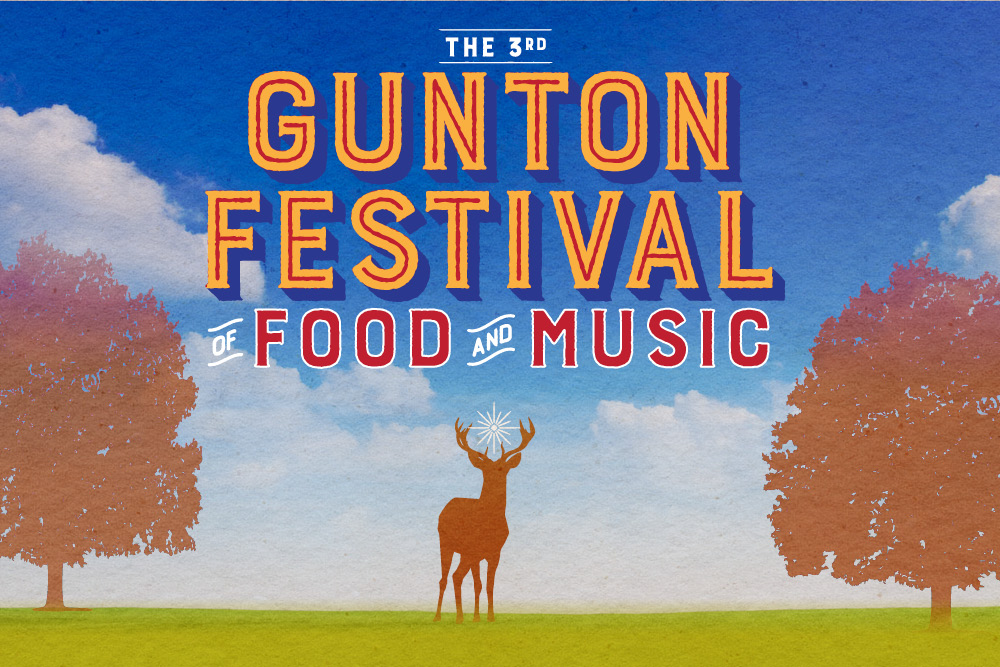 THE GUNTON FESTIVAL OF FOOD & MUSIC